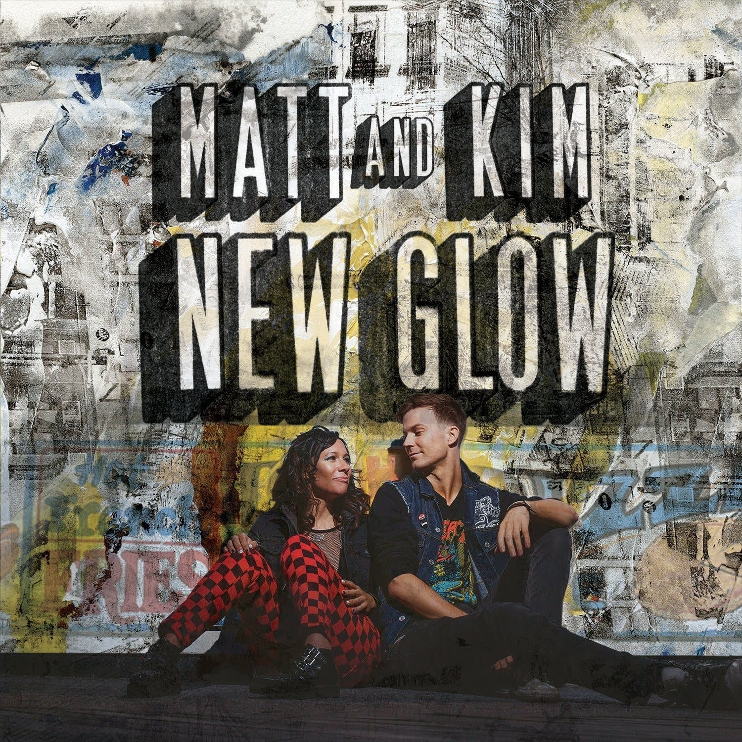 Matt and Kim, 'New Glow'
