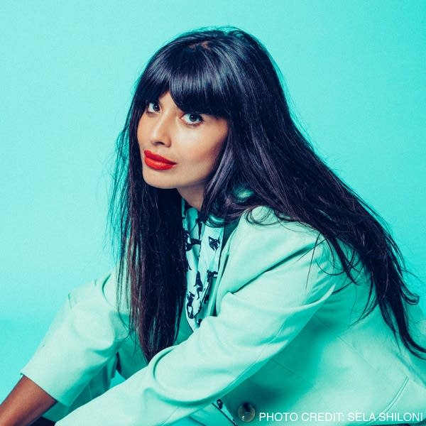 The Hilarious World of Depression: Jameela Jamil