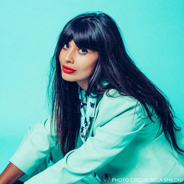 The Hilarious World of Depression: Jameela Jamil