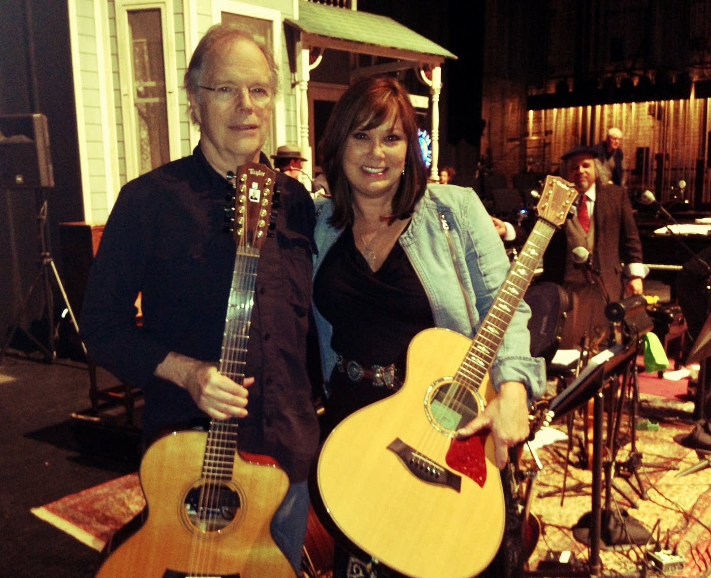 Leo Kottke and Suzy Bogguss