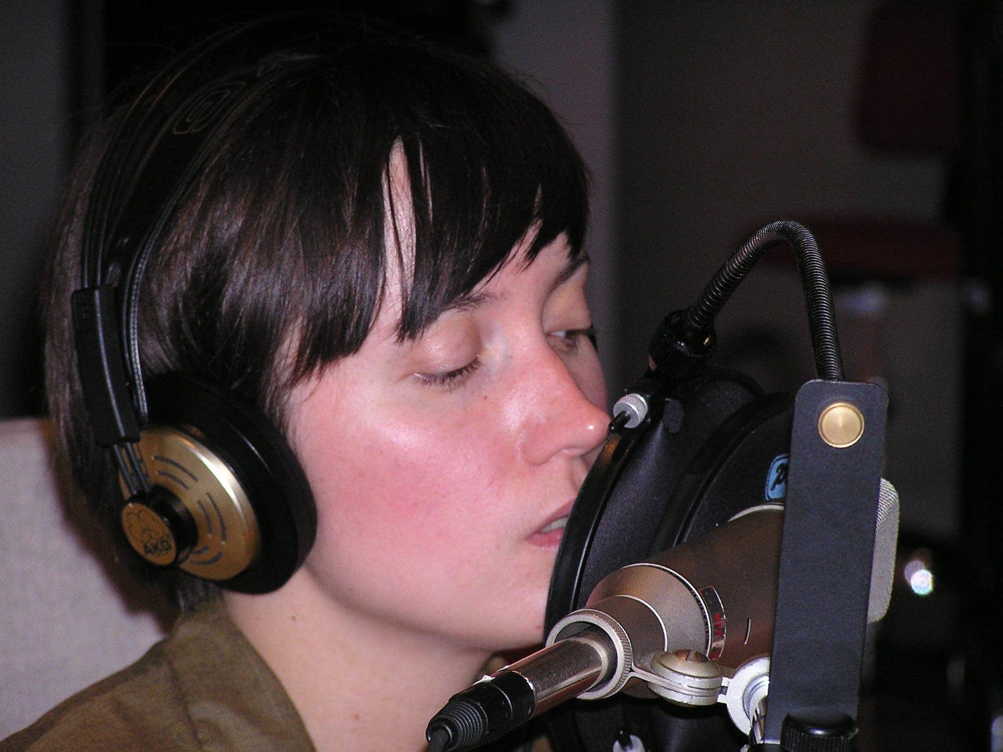 Victoria Bergsman