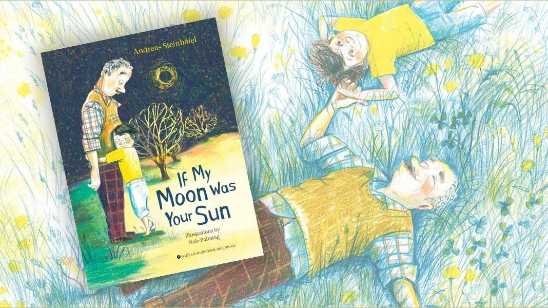 If My Moon Was Your Sun book cover