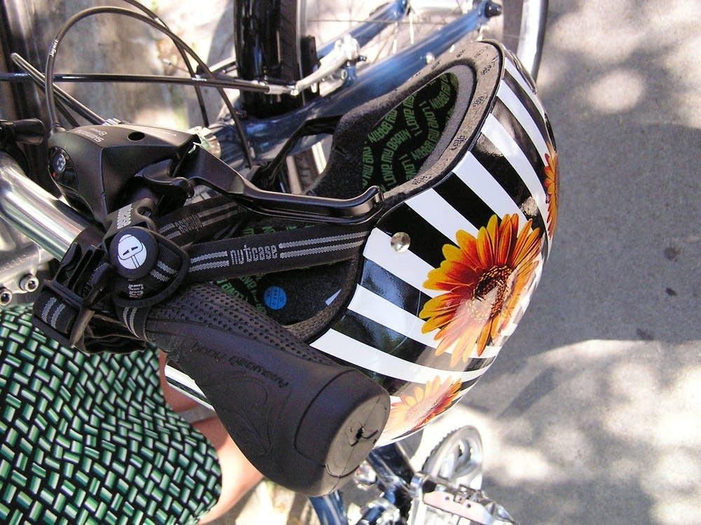 Bents' helmet