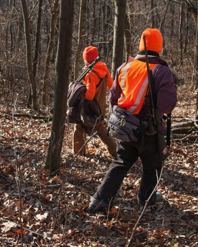 Decline in hunters threatens how U S  pays for conservation