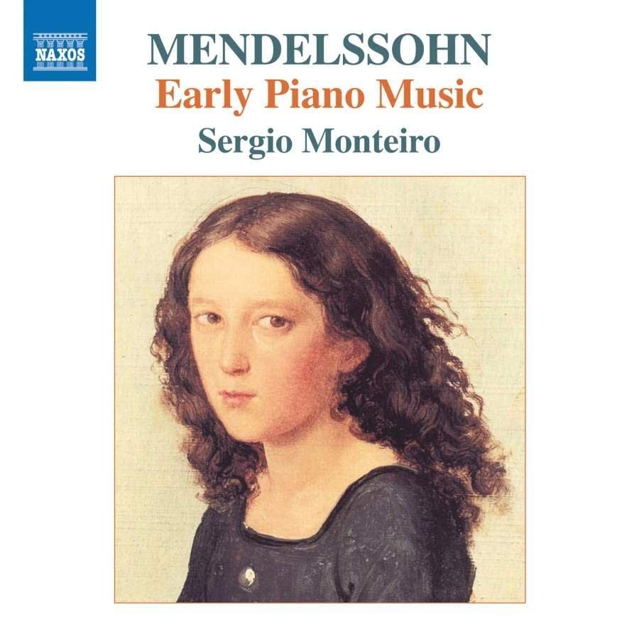 Felix Mendelssohn - Fugue in E-flat major