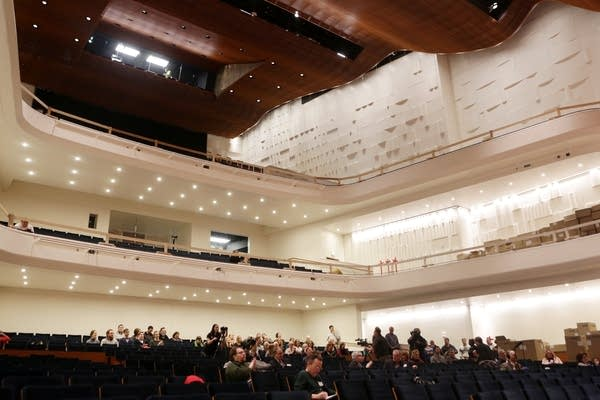 Ordway Concert Hall