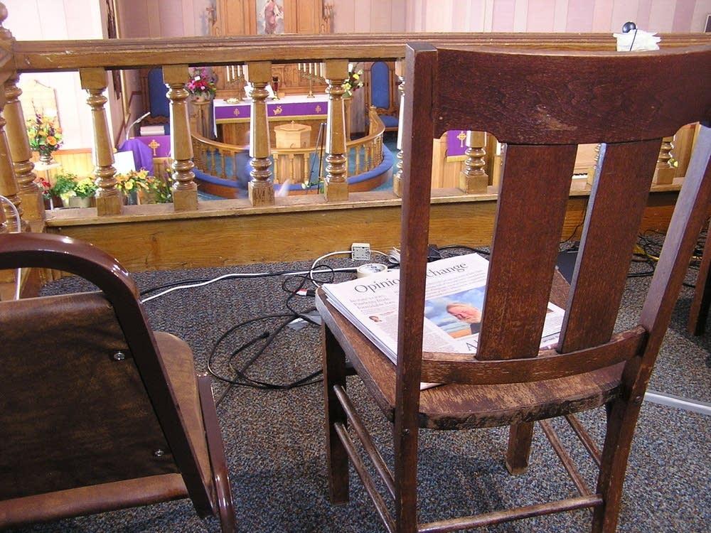 Bill's chair