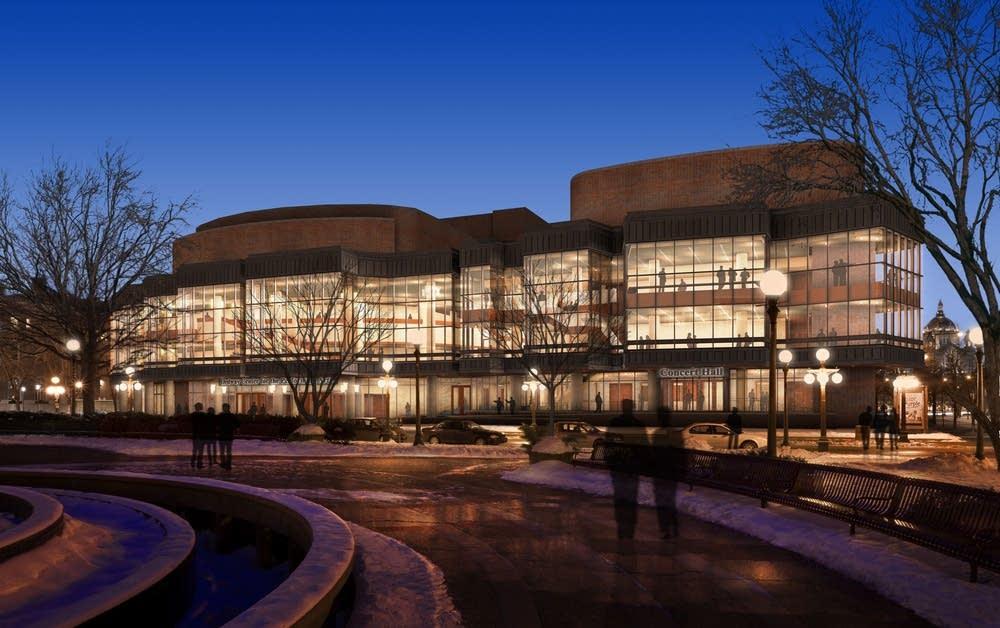 St. Paul Ordway Theatre Center