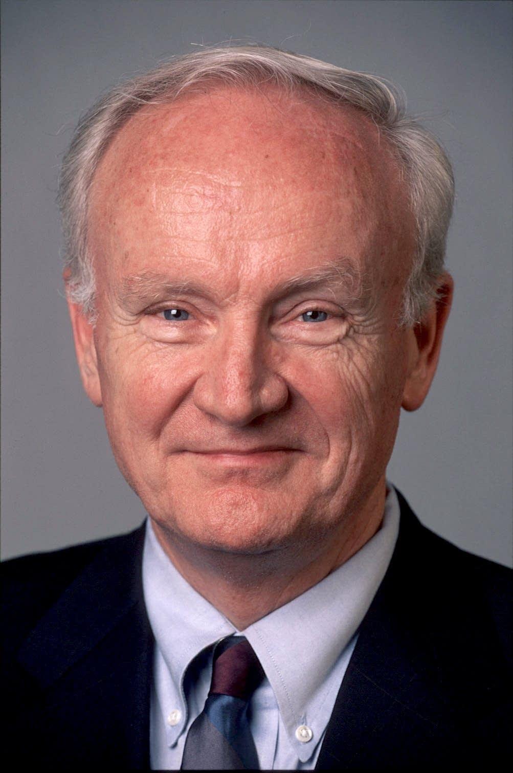 Former University of Minnesota President Nils Hasselmo.