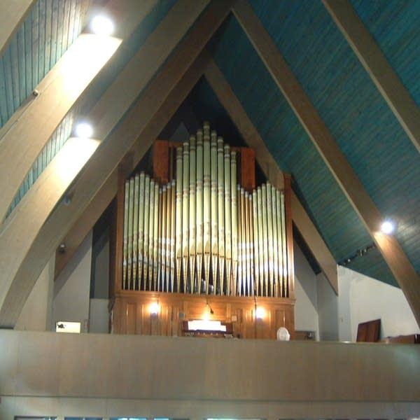 1859 Hook/Holy Trinity Lutheran Church, North Easton, MA