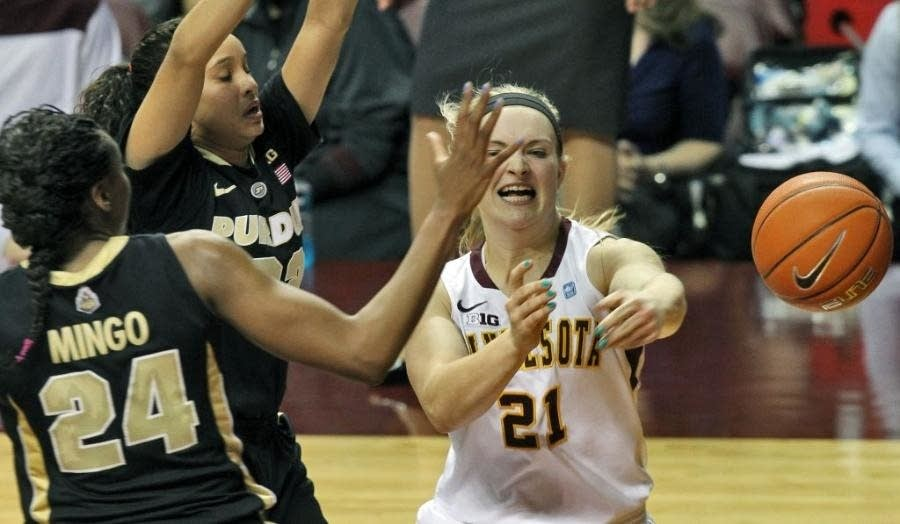 University of Minnesota women's basketball