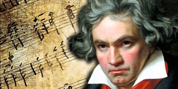 Beethoven celebrates his 250th birthday this year.