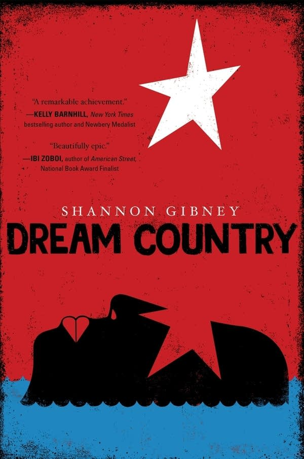 """Cover image of """"Dream Country"""""""