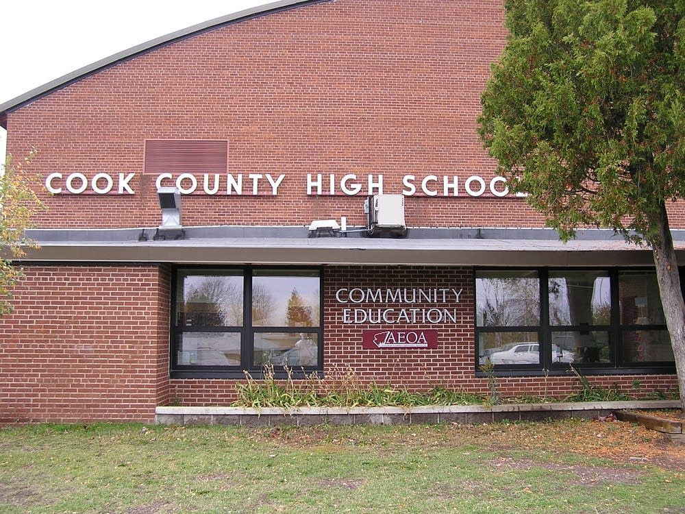 Cook County High School