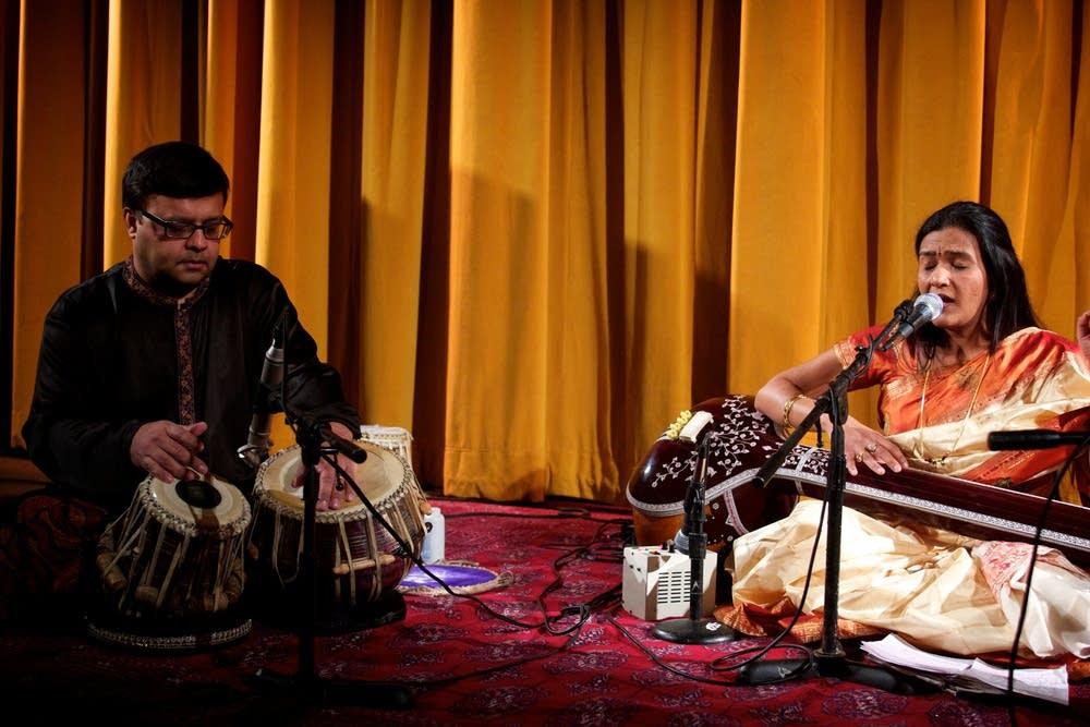 Pooja Goswami Pavan, Allalaghatta Pavan