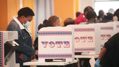 The last days of Wisconsin's pandemic election