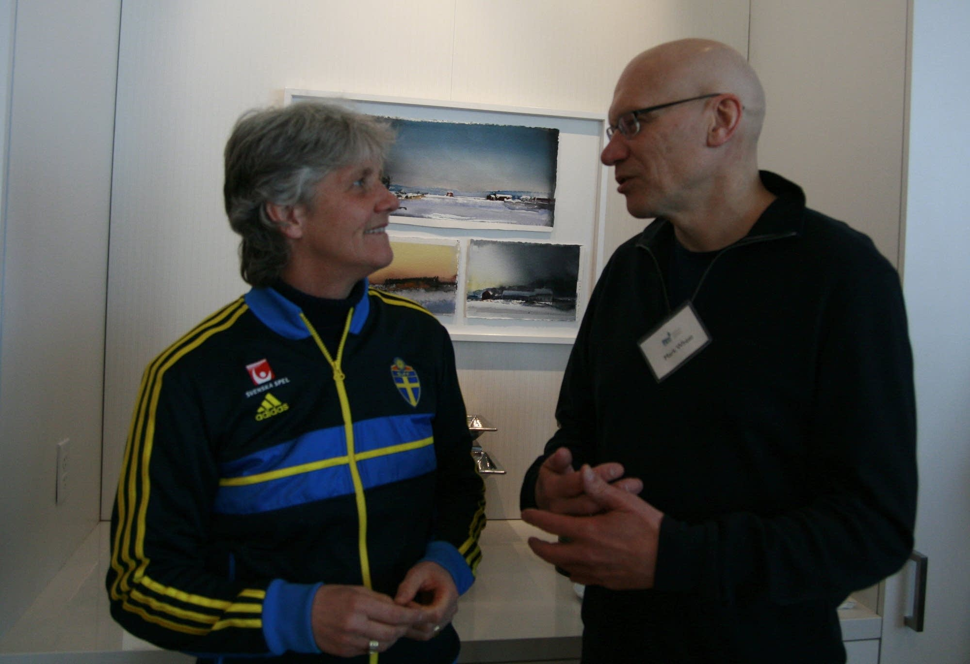pia sundhage mark wheat chat