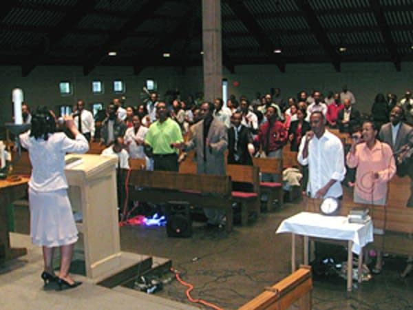 Oromo Lutherans