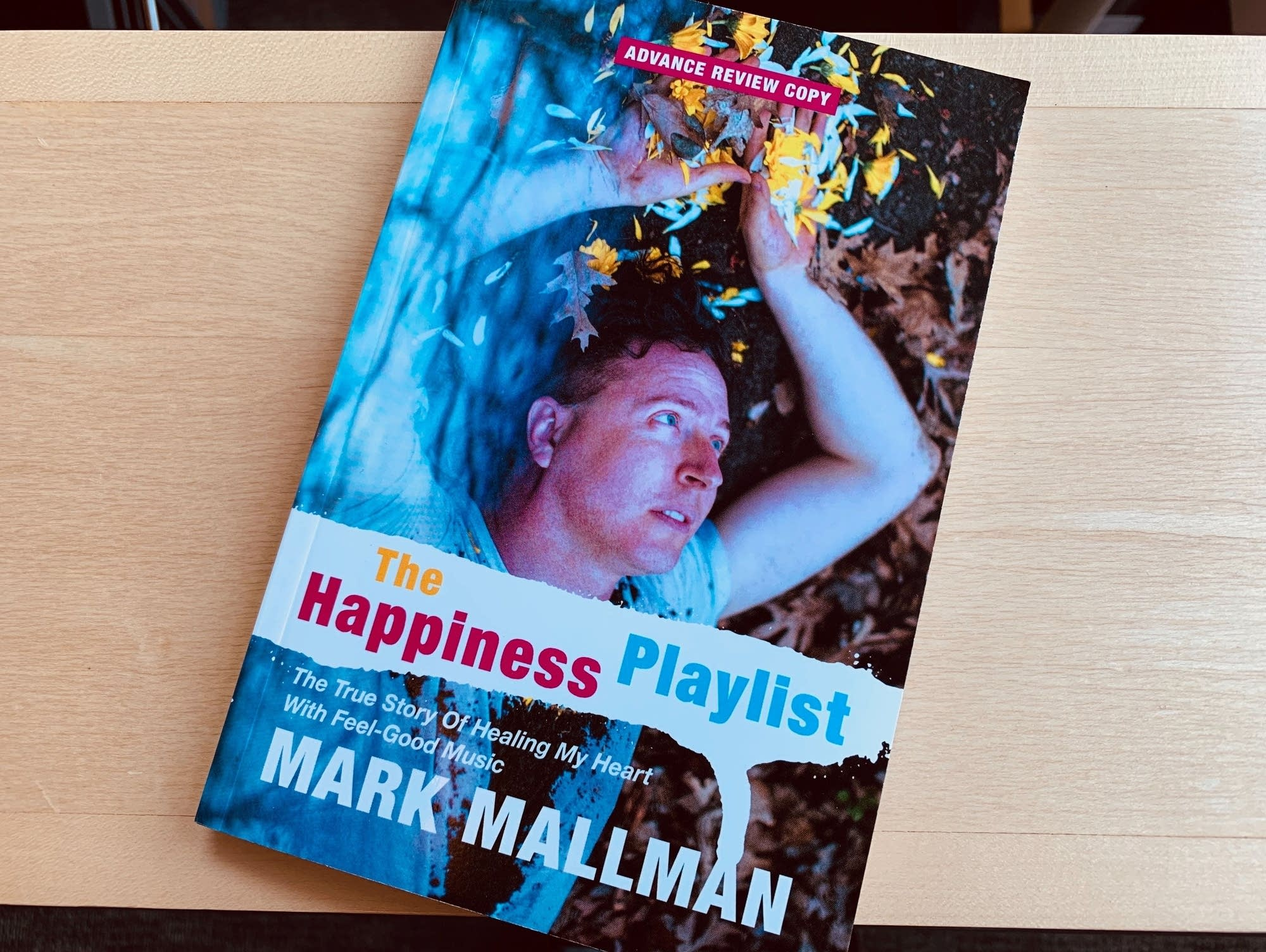 Mark Mallman's 'The Happiness Playlist.'