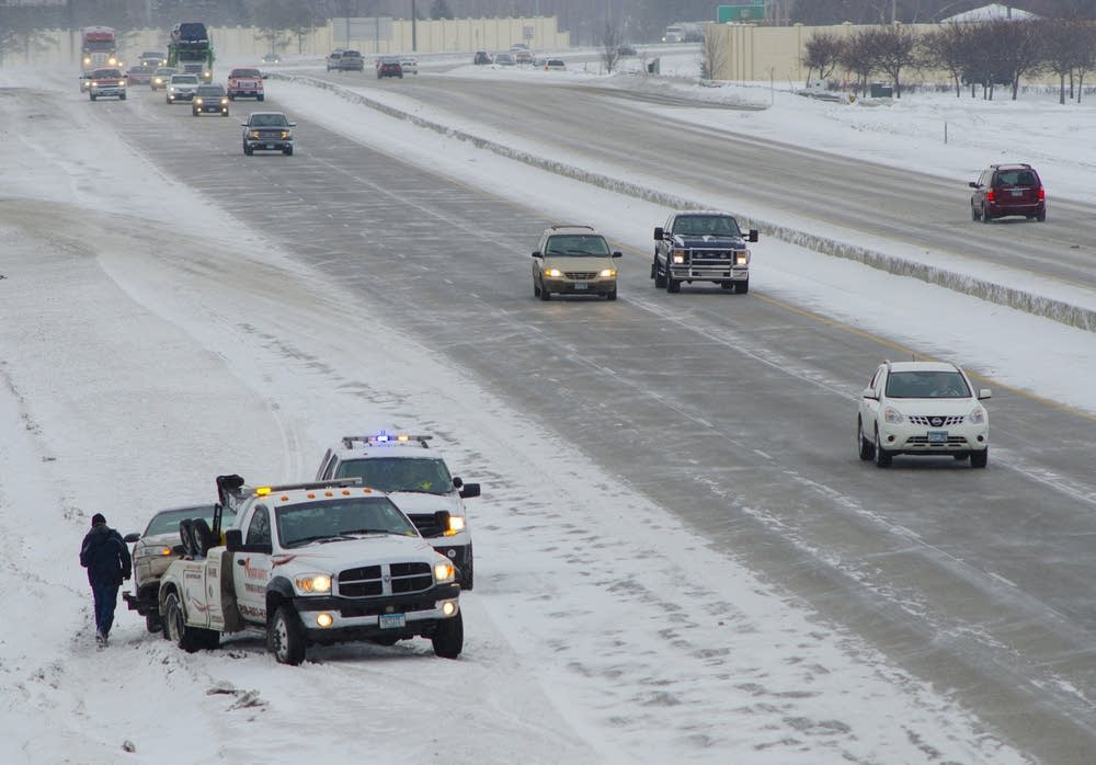 Interstate 94 accident