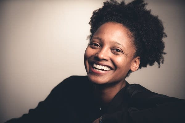 An image of The Slowdown host Tracy K. Smith.