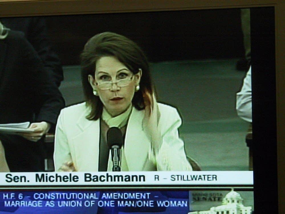 Sen. Michele Bachmann
