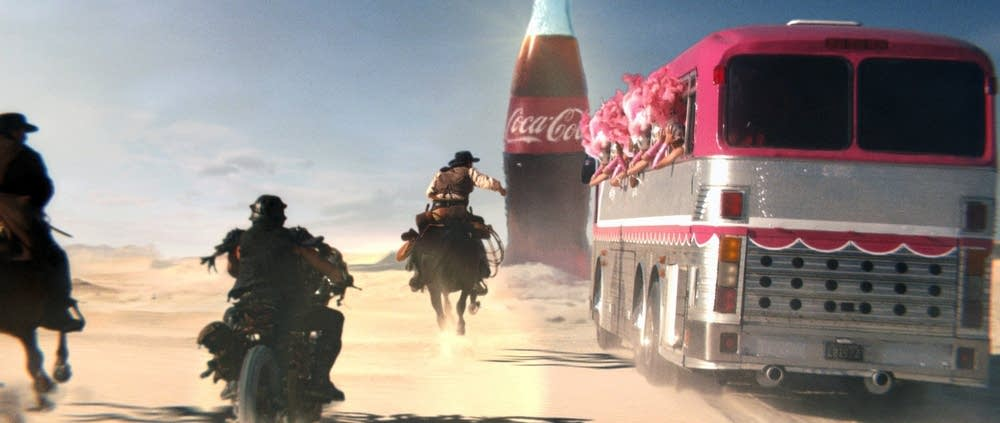 Super Bowl 2013 Coca Cola campaign