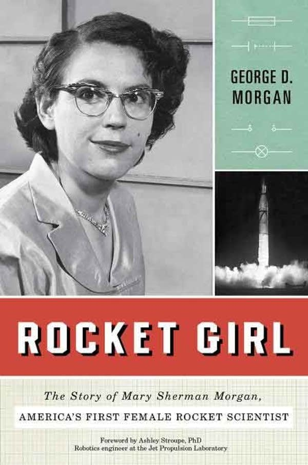 'Rocket Girl' by George D. Morgan