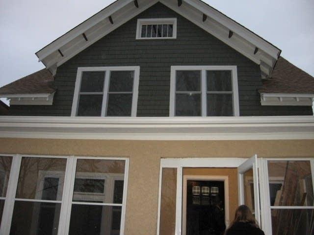 Rehabbed house