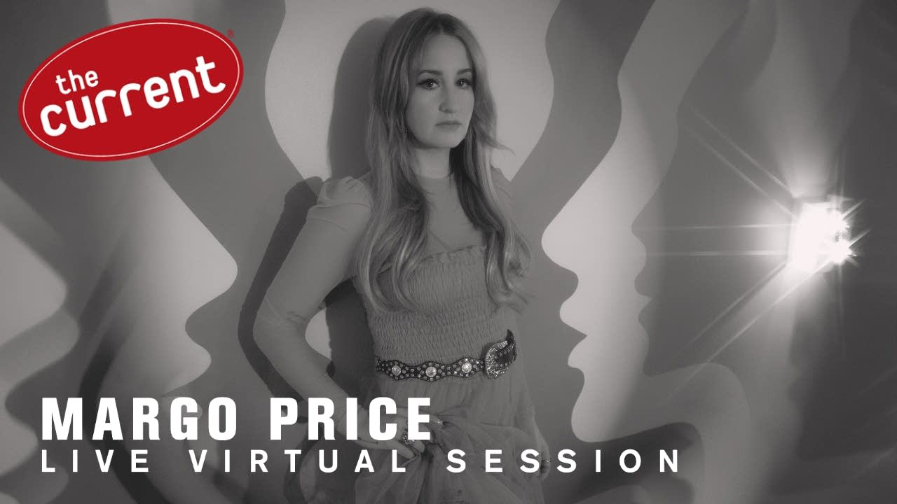 Margo Price - live virtual session graphic