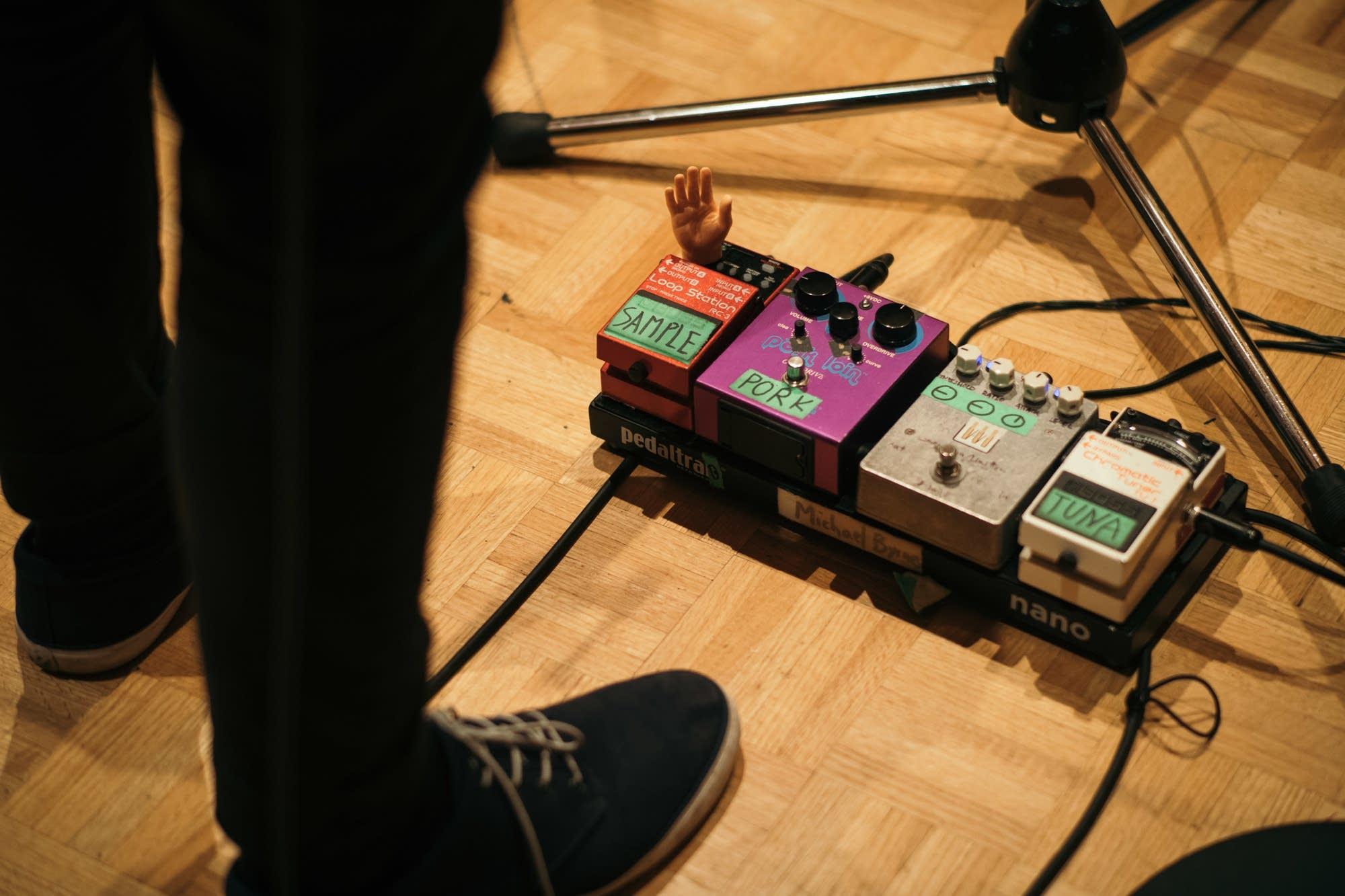 Mt. Joy perform in The Current studio
