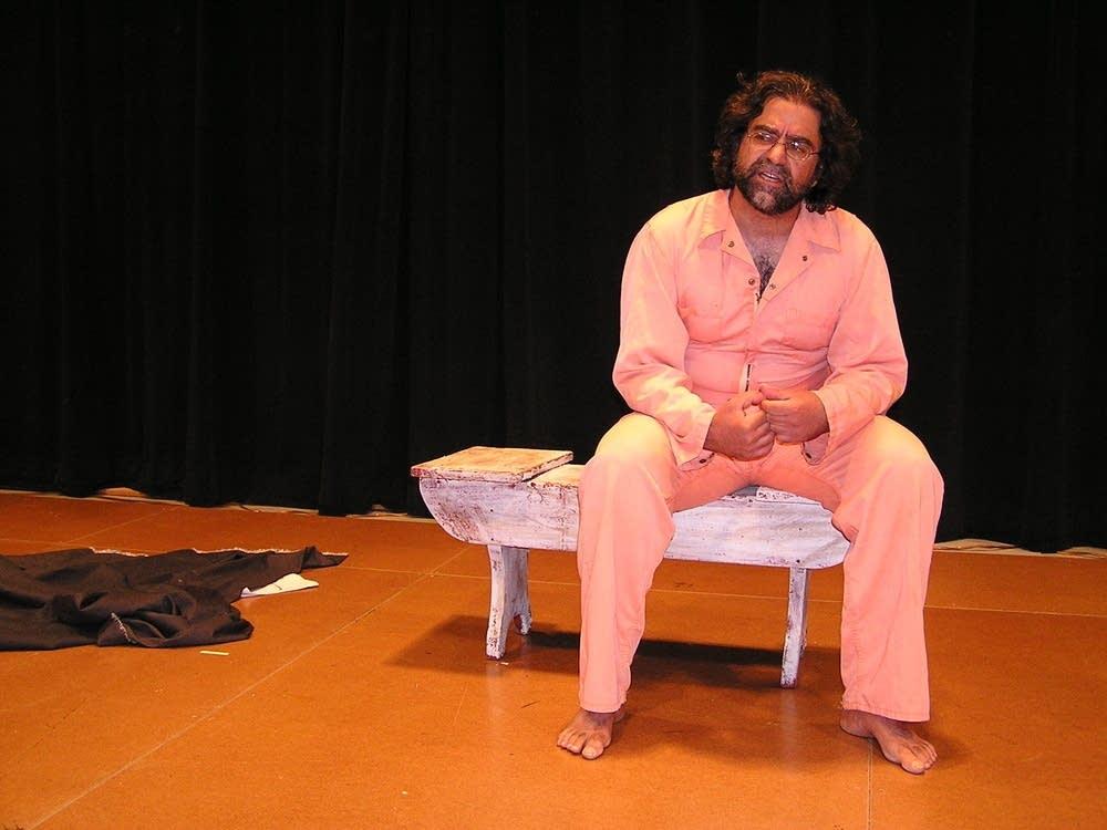 Jesus at Guantanamo