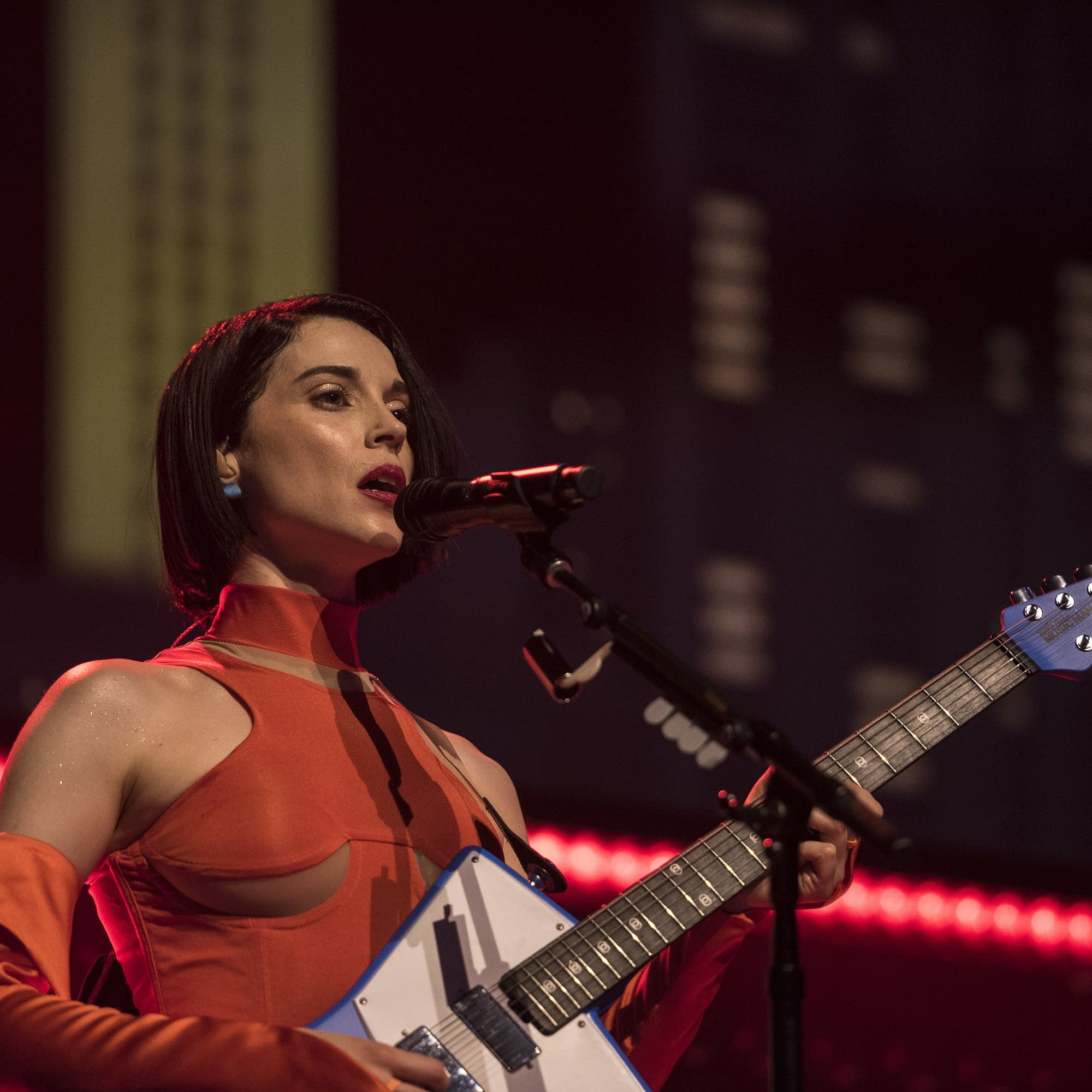 St. Vincent on 'Austin City Limits'
