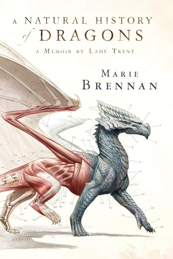 'A Natural History of Dragons' by Marie Brennan