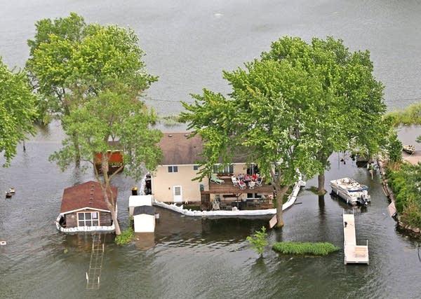Prior Lake flooding