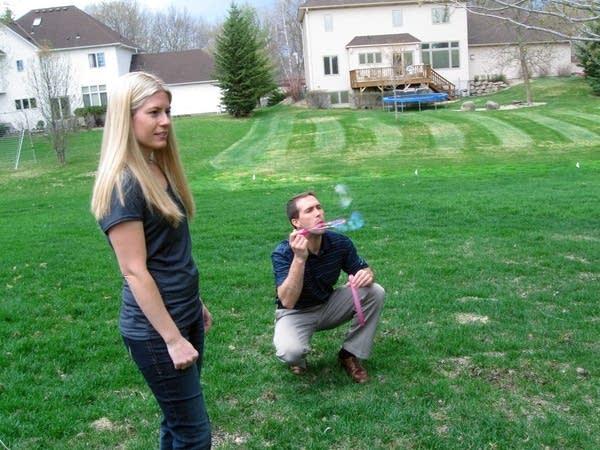 Krista and Jeremy Whiteman