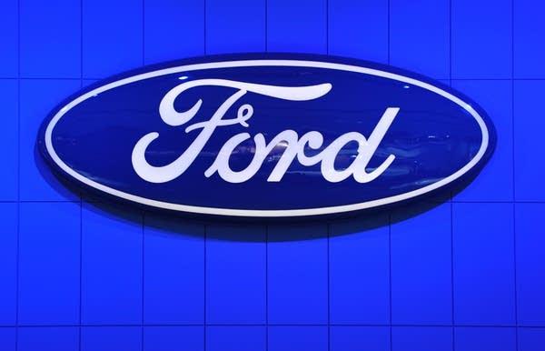 The Ford Motor Company logo