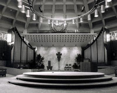 1985 Schantz organ at the Church of     Saint Leo the Great, Saint Paul, MN
