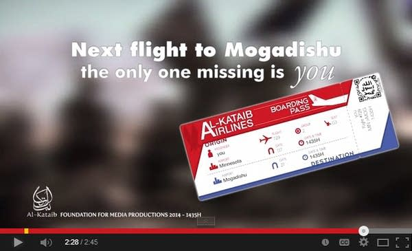 Al-Shabab recruiting video