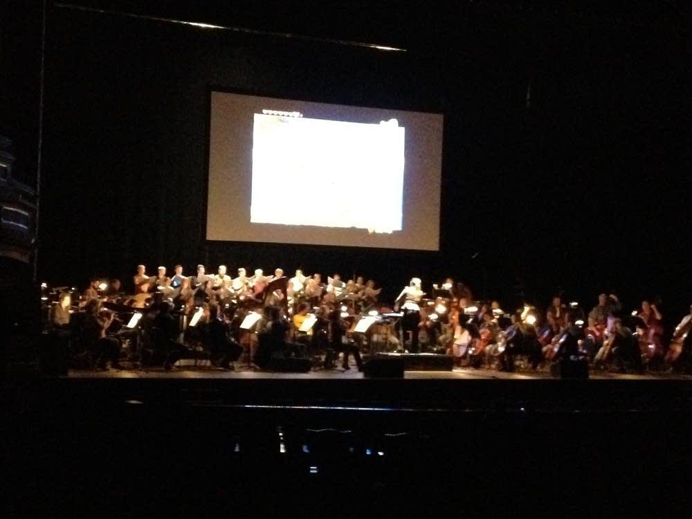 The Legend of Zelda: Symphony of the Goddesses on Top Score