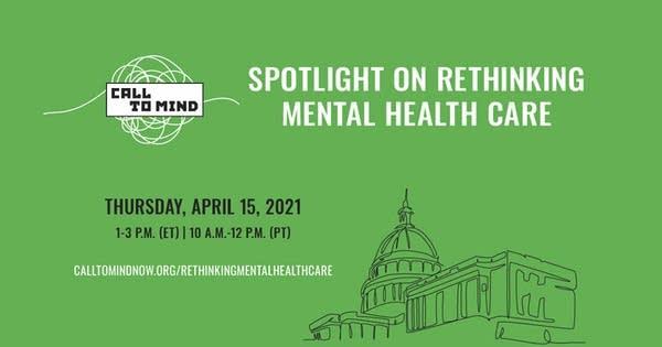 Spotlight on Rethinking Mental Health Care
