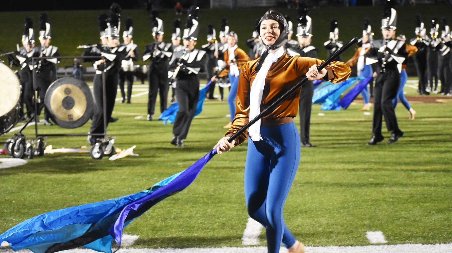 Marshall High School Marching Band