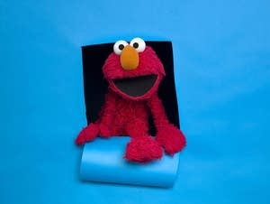 Elmo of the film