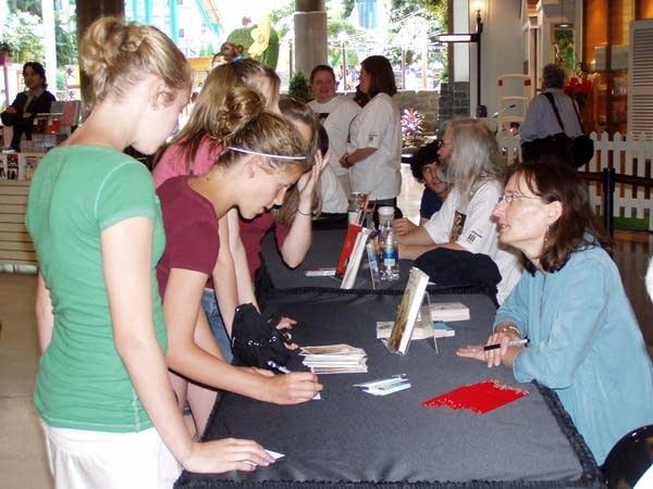 Author Julie Schumacher