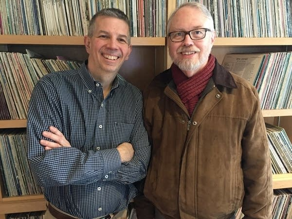 Steve Staruch with Music with Minnesotans guest Mike Orsted