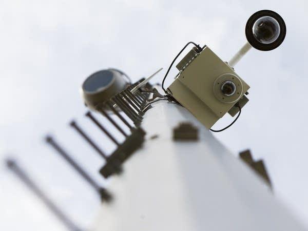 Duluth Police camera