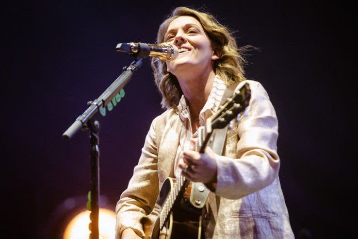 Brandi Carlile at the 2019 Minnesota State Fair