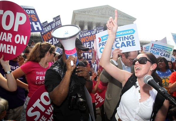 Health care ruling reaction