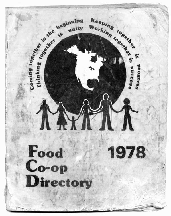 Mn Food Co-op, 1978 directory