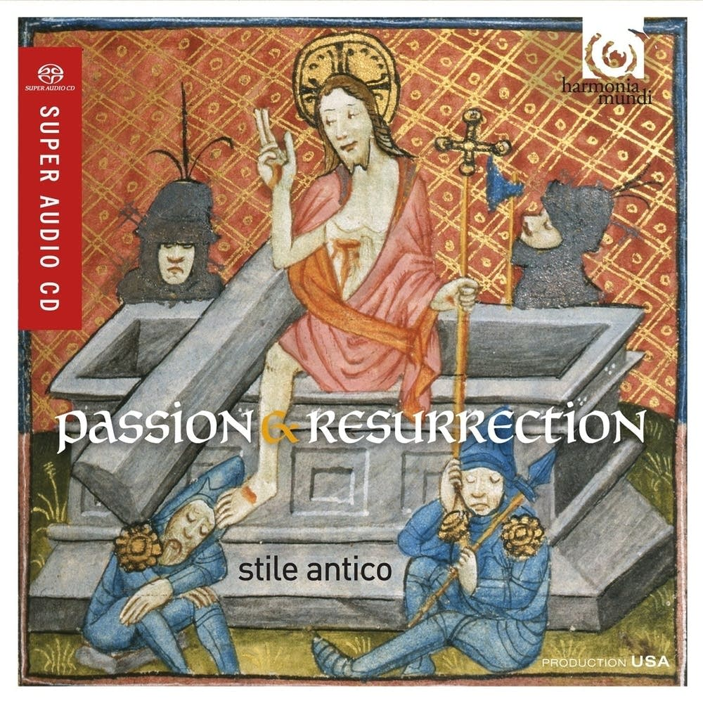 "Stile Antico - ""Passion and Resurrection"""